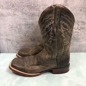 Lagrange men's size 9 square toe boots